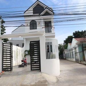 nhà phố phường phú hoà hẻm 385 lê hồng phong