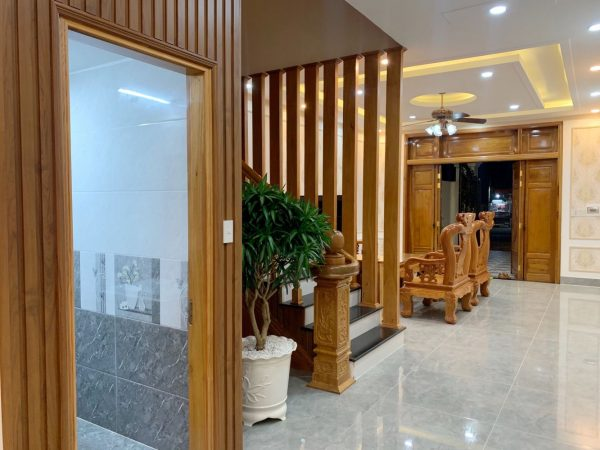 Bán nhà phường Hiệp Thành Thủ Dầu Một, mặt tiền kinh doanh giá tốt