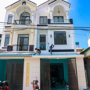Bán nhà phường Hiệp Thành Thủ Dầu Một Bình Dương Nhà KDC K8