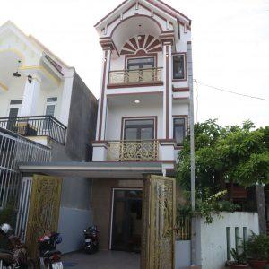 Mặt tiền Nhà phố phường Phú Mỹ Thủ Dầu Một Bình Dương đường DX 027