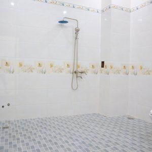 nhà vệ sinh phòng ngủ thứ hai nhà kdc hiệp thành 3