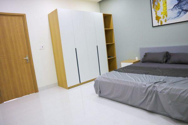 phòng ngủ nhà phường phú mỹ đường dx 034