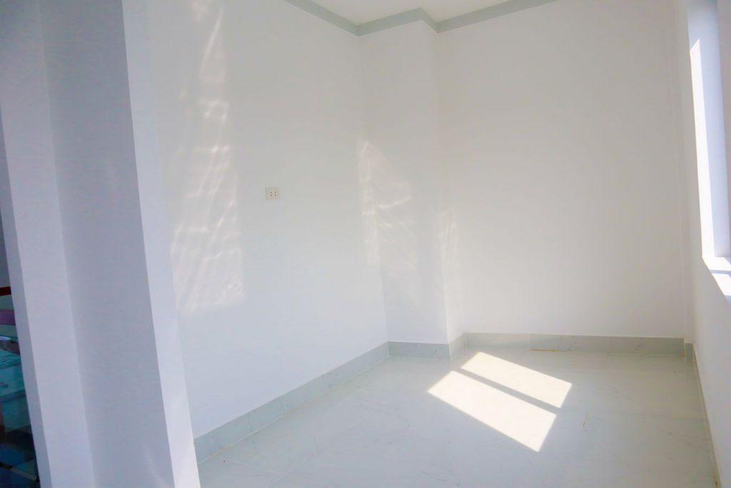 Không gian phòng thờ trên lầu 3