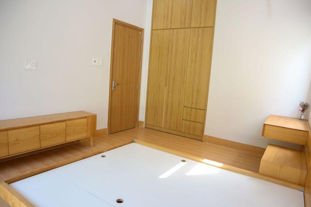 phòng ngủ thứ ba trên lầu