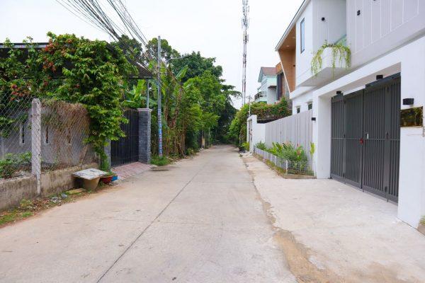 đường trước nhà bê tông 4m