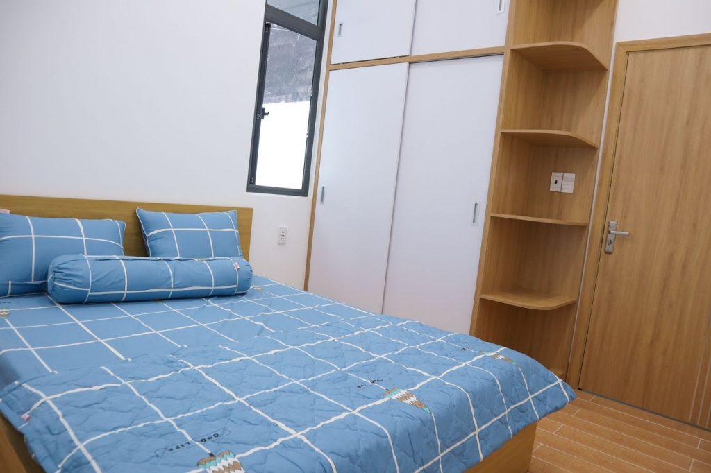 phòng ngủ tầng trệt