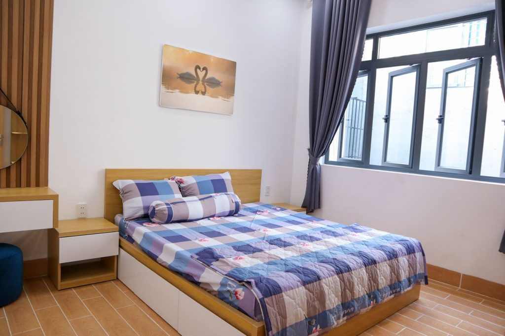 phòng ngủ thứ 3 trên lầu 1